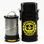 Cave Meg with Raidal Scrubber ccr rebreather