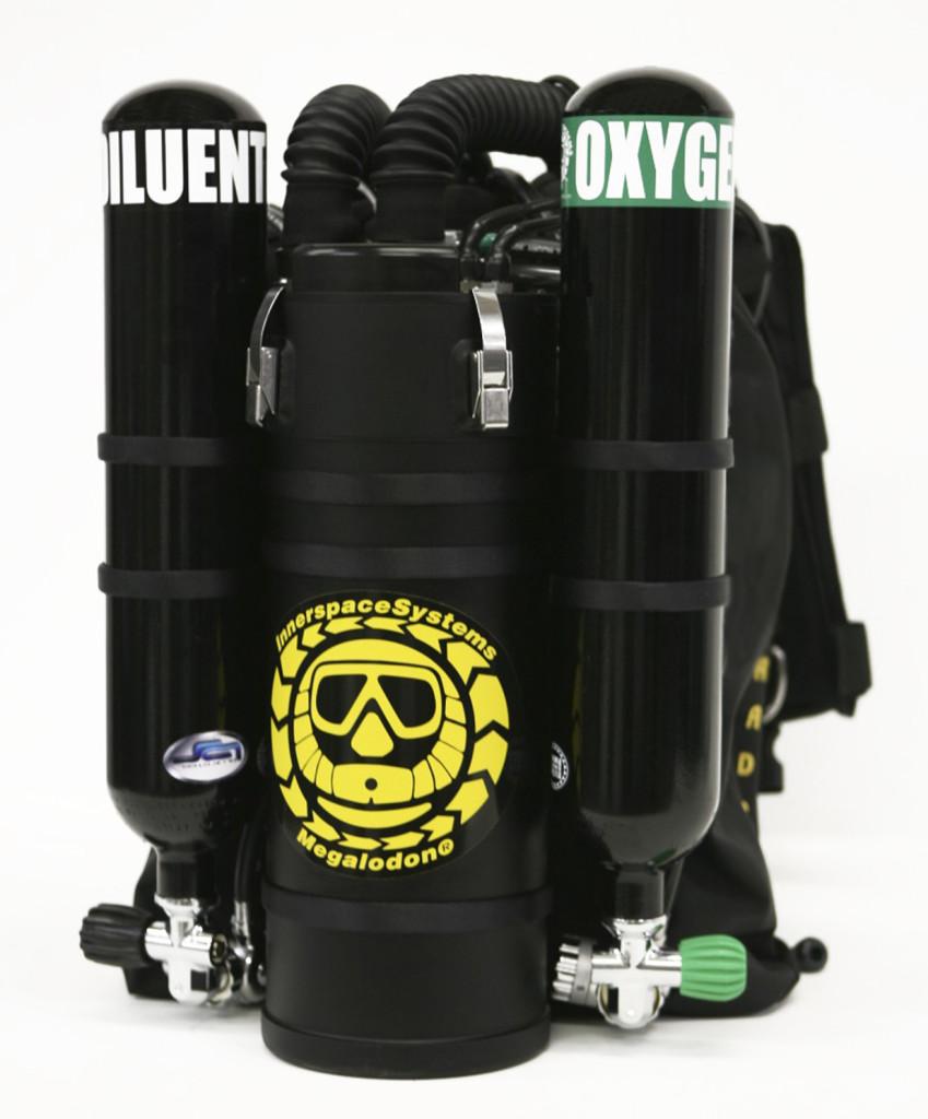CE Meg ccr rebreather