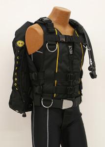 Pathfinder rebreather ccr Men's Vest System