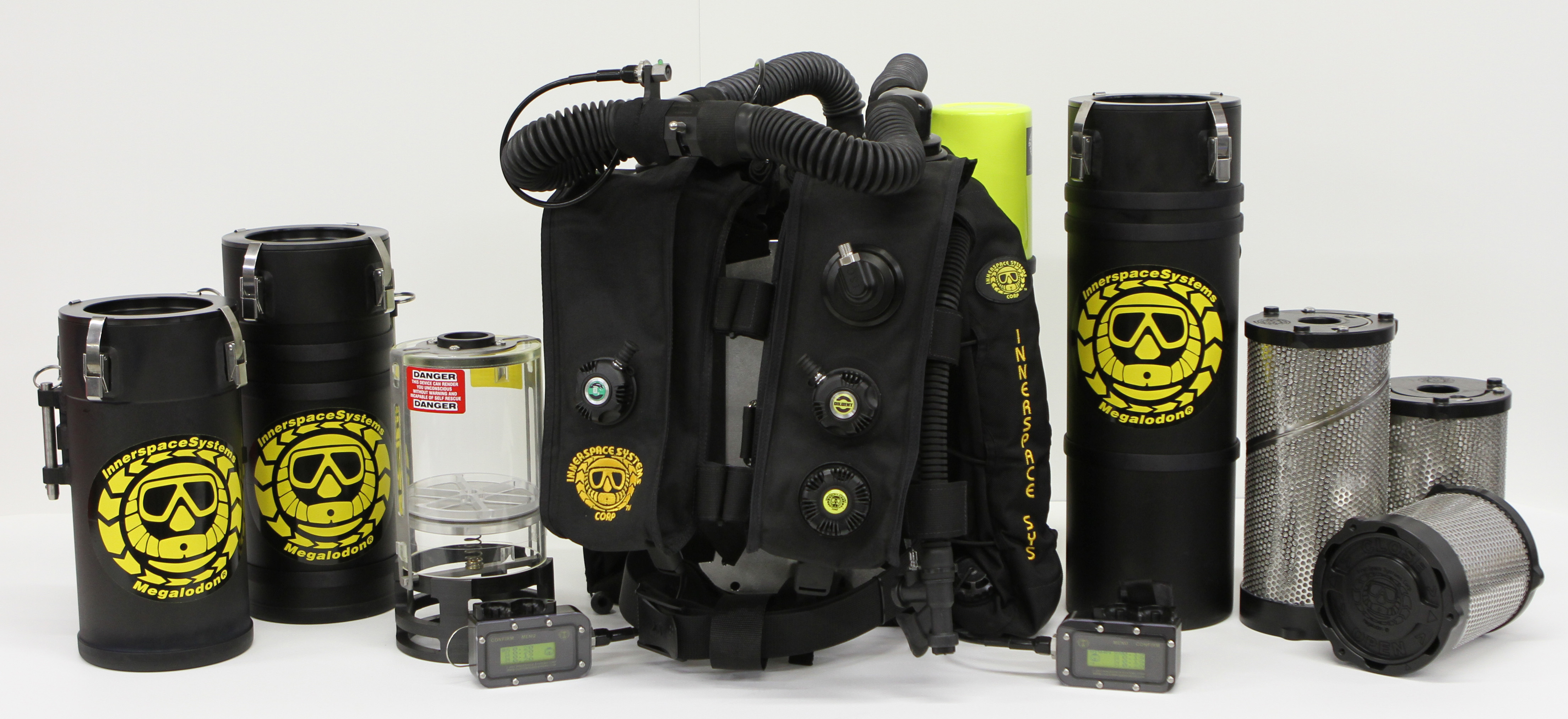 Rebreather Products From Isc Innserspace Systems Corp